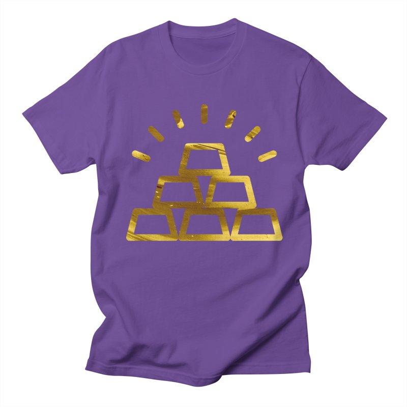 STACKS Men's Regular T-Shirt by Smart Boy Merch