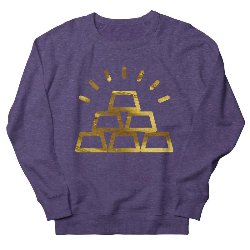 STACKS Women's French Terry Sweatshirt by Smart Boy Merch