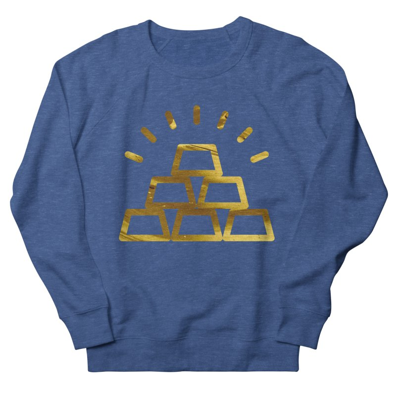 STACKS Men's French Terry Sweatshirt by Smart Boy Merch