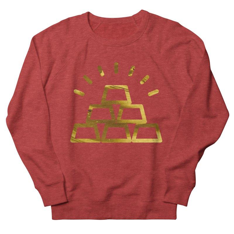 STACKS Men's French Terry Sweatshirt by Smart Boy Merch