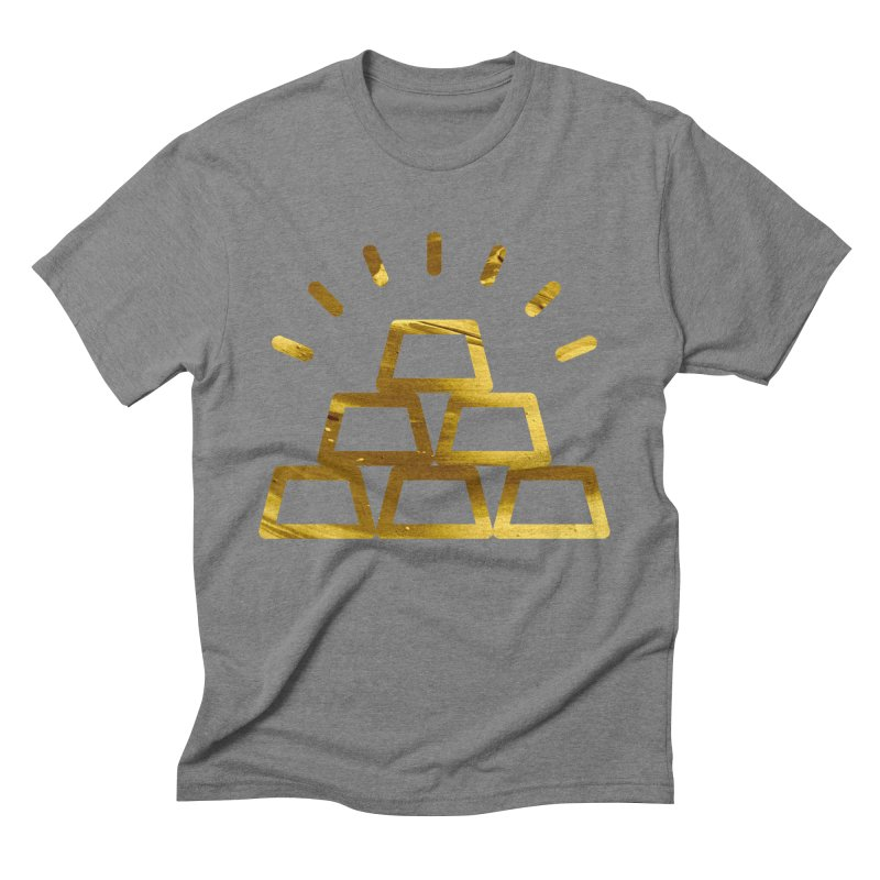 STACKS Men's Triblend T-Shirt by Smart Boy Merch