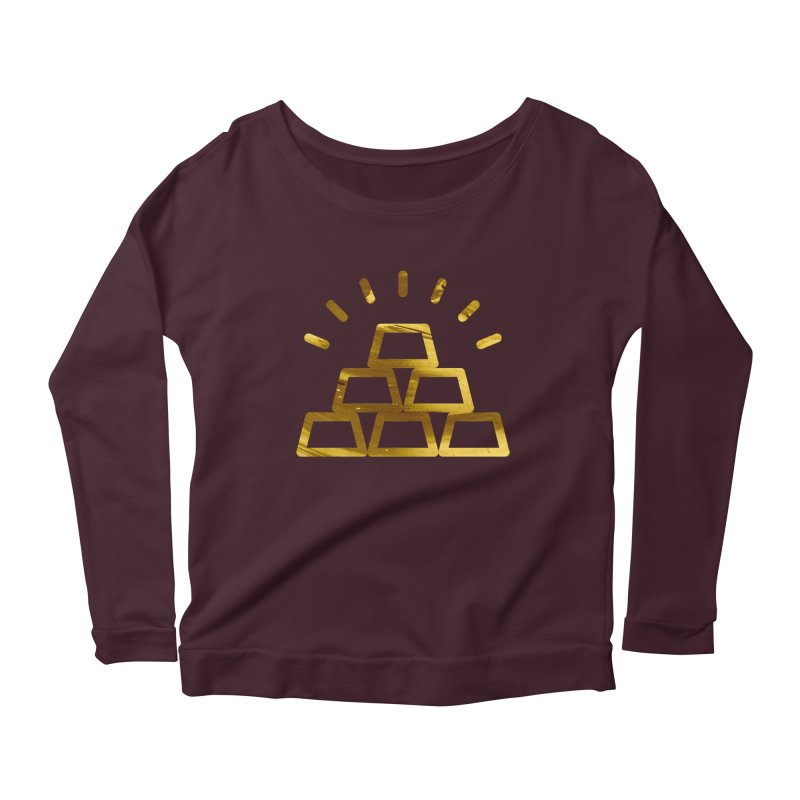 STACKS Women's Longsleeve T-Shirt by Smart Boy Merch
