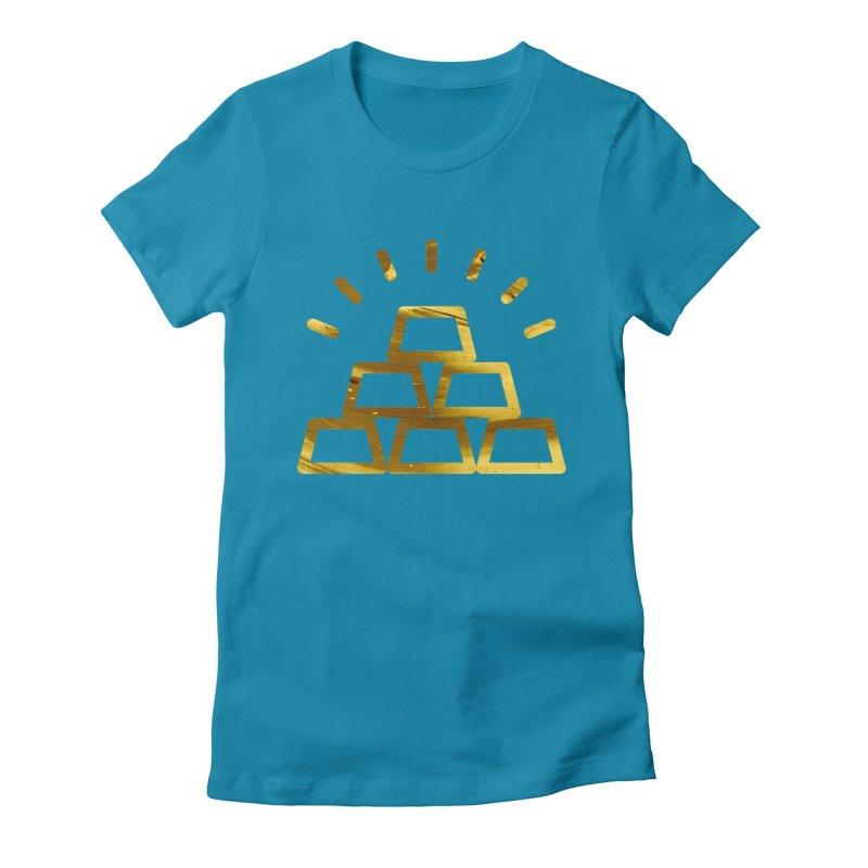 STACKS Women's T-Shirt by Smart Boy Merch