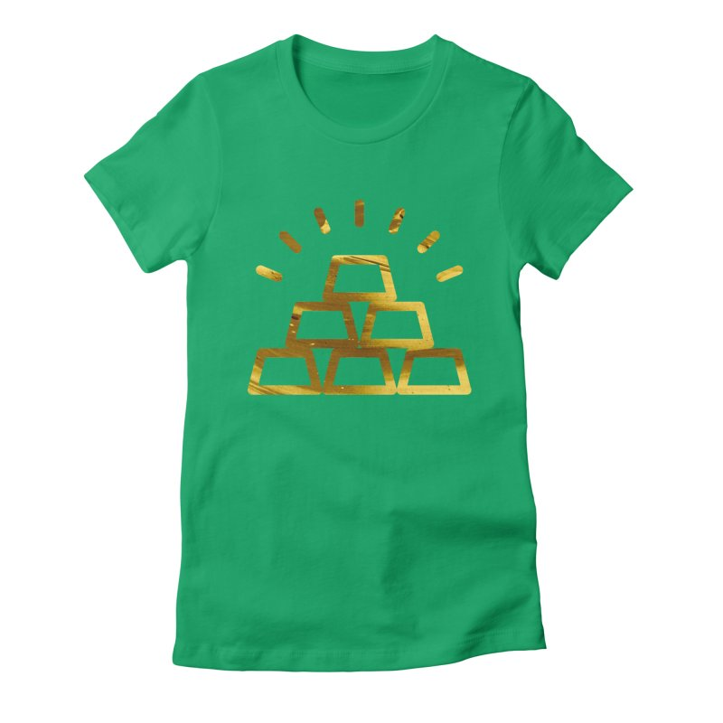 STACKS Women's T-Shirt by Smart Boy Merch