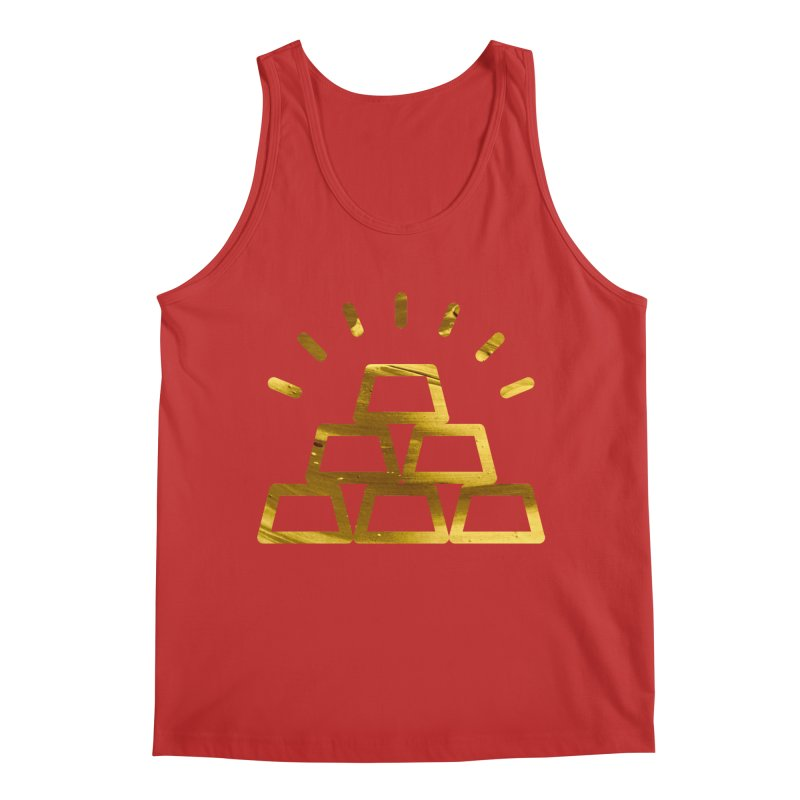 STACKS Men's Regular Tank by Smart Boy Merch