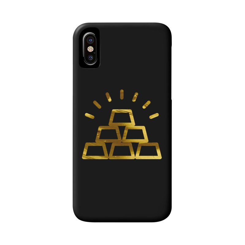 STACKS Accessories Phone Case by Smart Boy Merch