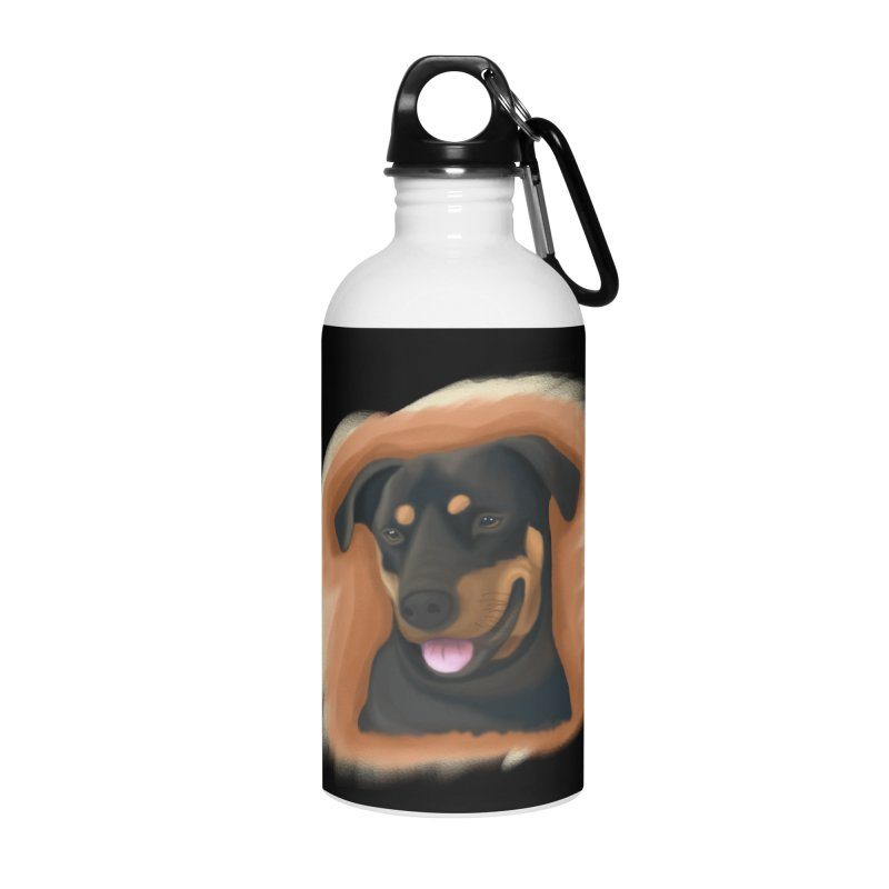 MILO Accessories Water Bottle by Smart Boy Merch