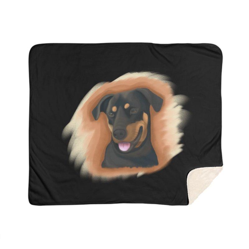 MILO Home Sherpa Blanket Blanket by Smart Boy Merch