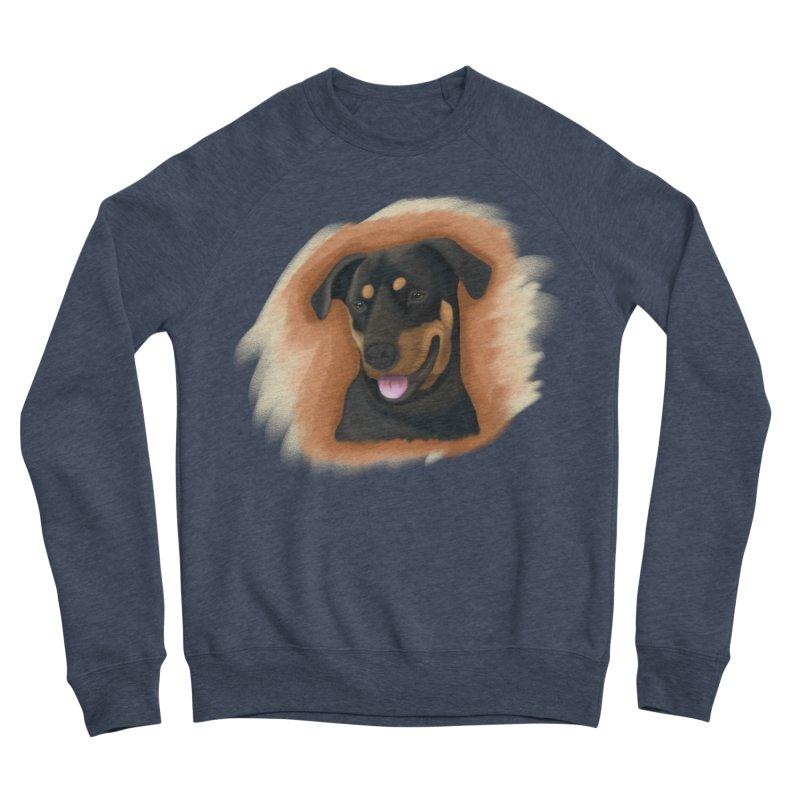 MILO Men's Sponge Fleece Sweatshirt by Smart Boy Merch