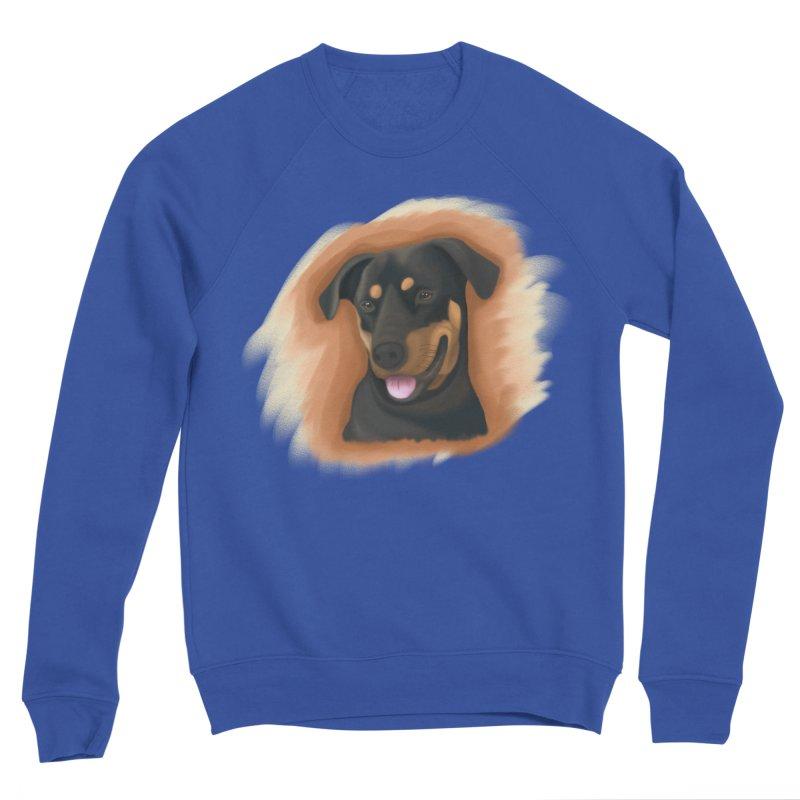 MILO Women's Sponge Fleece Sweatshirt by Smart Boy Merch