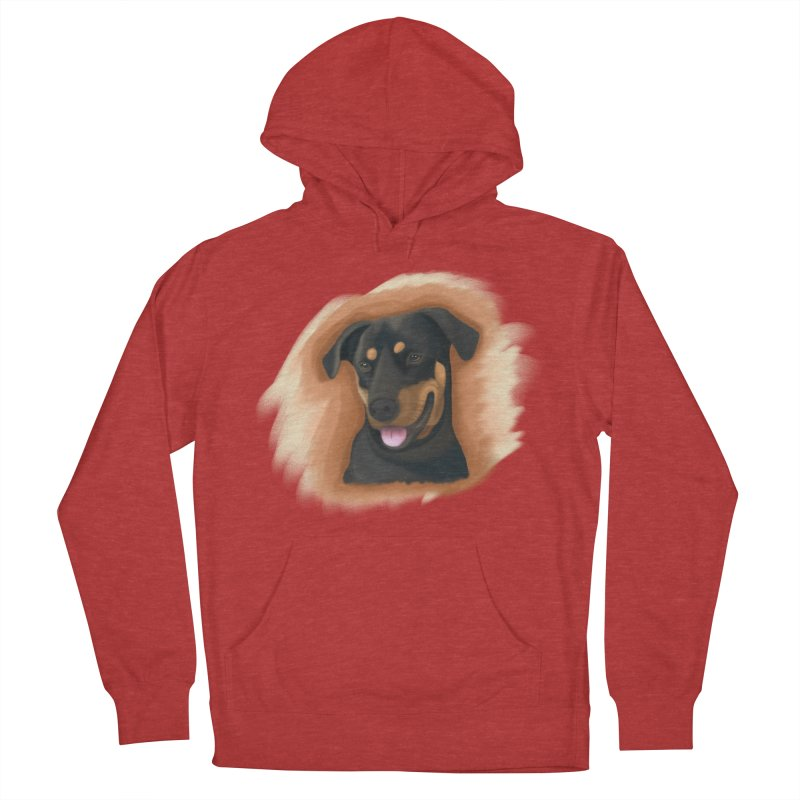 MILO Women's French Terry Pullover Hoody by Smart Boy Merch