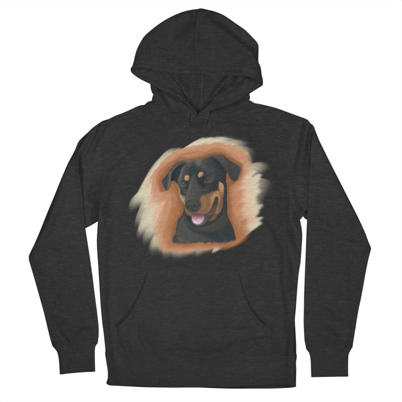 MILO Men's French Terry Pullover Hoody by Smart Boy Merch