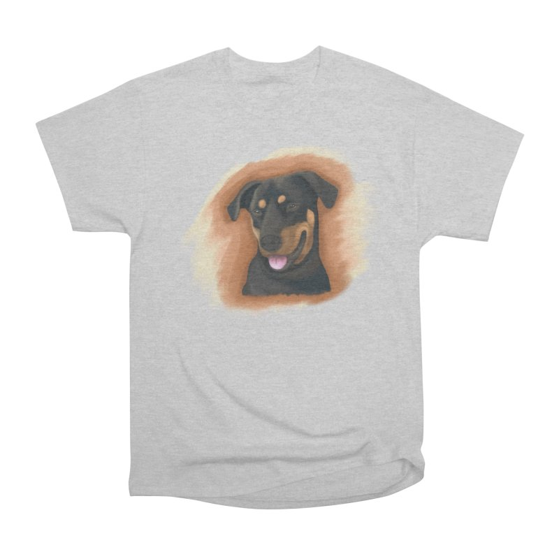 MILO Men's Heavyweight T-Shirt by Smart Boy Merch
