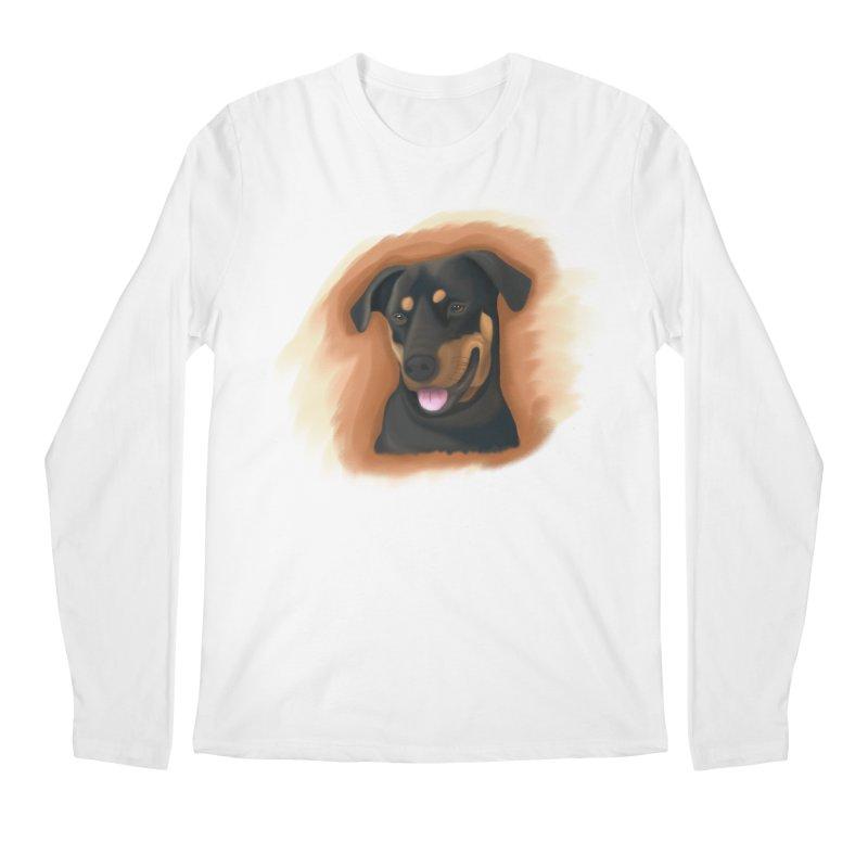 MILO Men's Regular Longsleeve T-Shirt by Smart Boy Merch