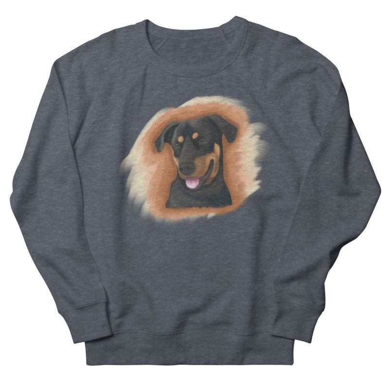 MILO Women's French Terry Sweatshirt by Smart Boy Merch