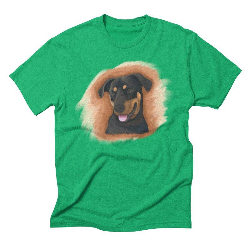 MILO Men's Triblend T-Shirt by Smart Boy Merch
