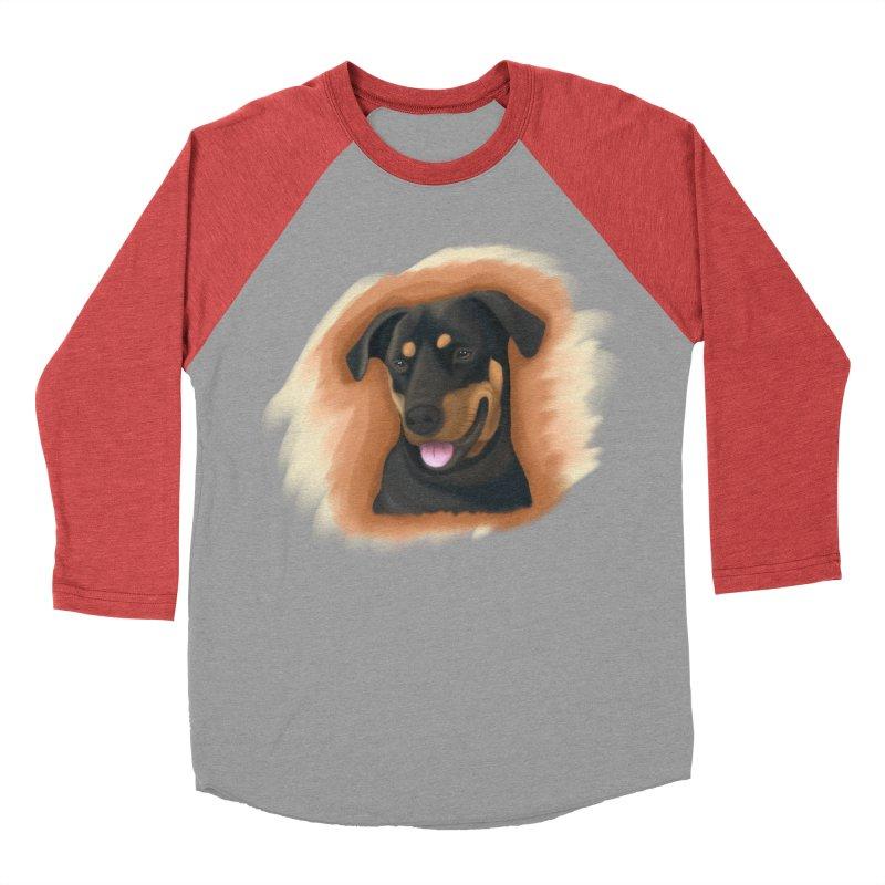 MILO Women's Baseball Triblend Longsleeve T-Shirt by Smart Boy Merch