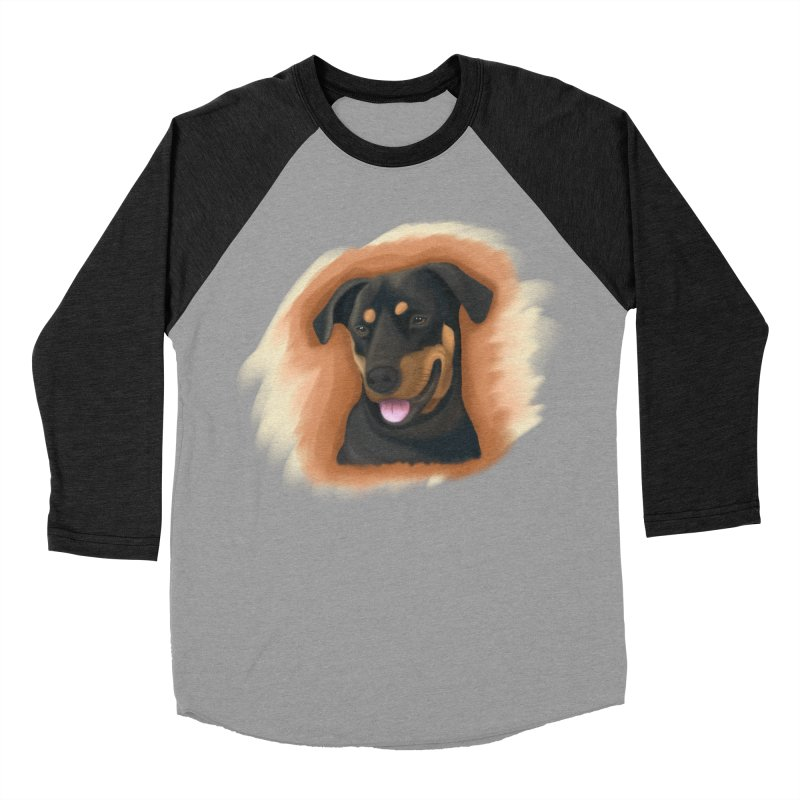 MILO Men's Baseball Triblend Longsleeve T-Shirt by Smart Boy Merch