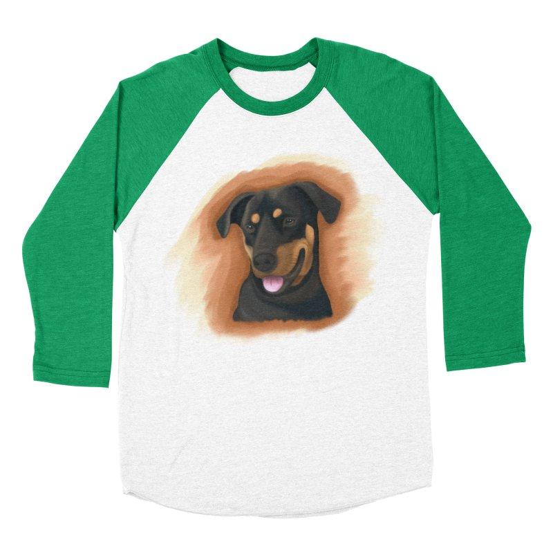 MILO Men's Baseball Triblend Longsleeve T-Shirt by Smart Boy Merch