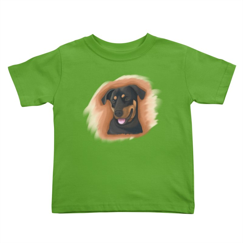 MILO Kids Toddler T-Shirt by Smart Boy Merch
