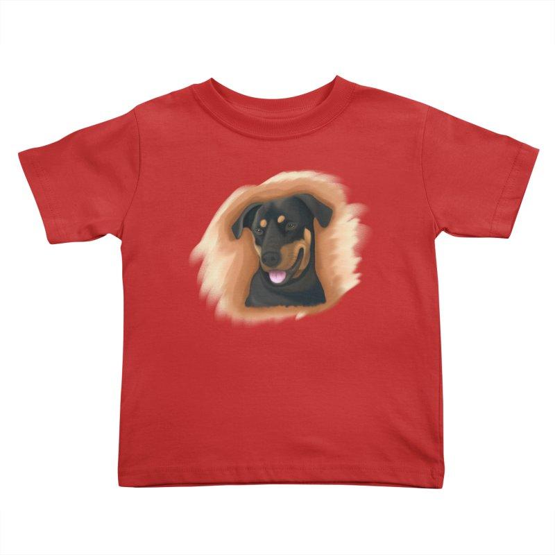 MILO Kids Toddler T-Shirt by Smart Boy Merch