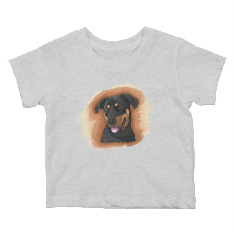 MILO Kids Baby T-Shirt by Smart Boy Merch
