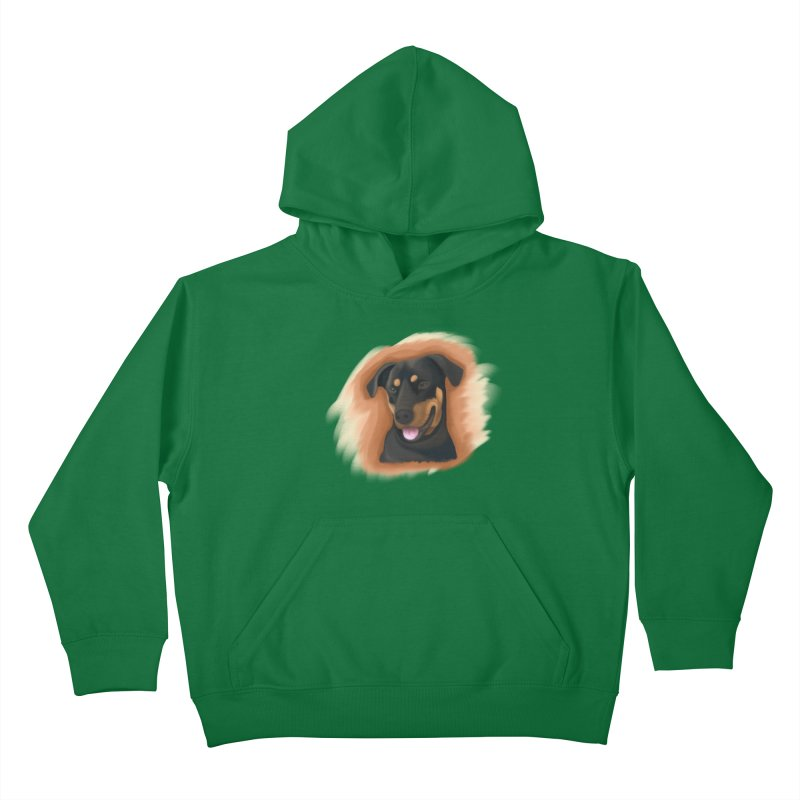 MILO Kids Pullover Hoody by Smart Boy Merch