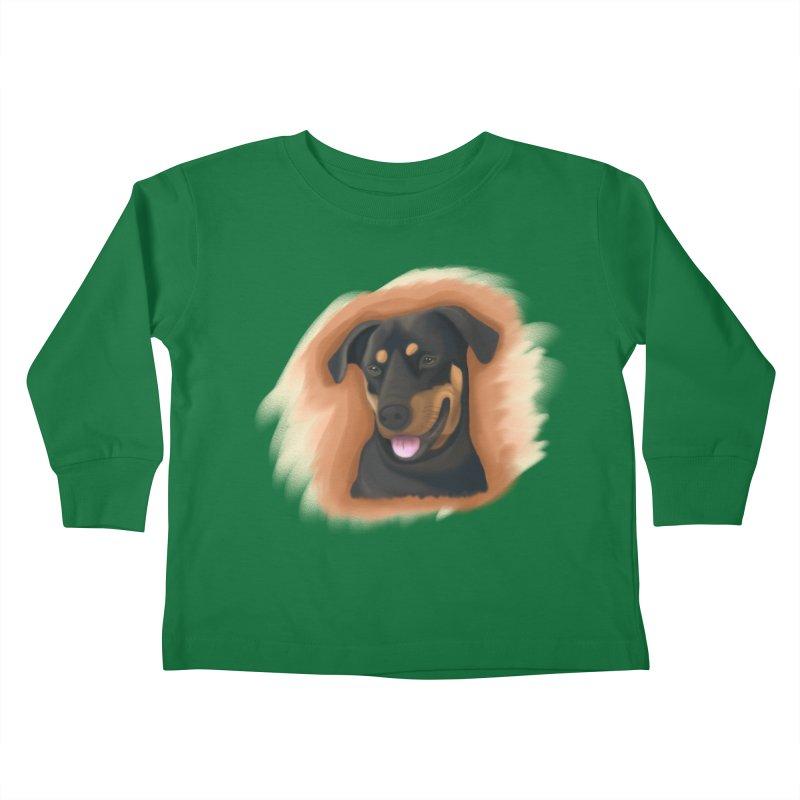 MILO Kids Toddler Longsleeve T-Shirt by Smart Boy Merch