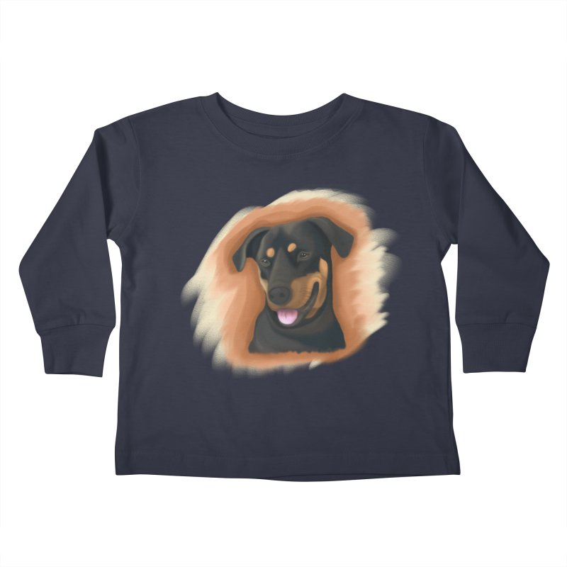 MILO Kids Toddler Longsleeve T-Shirt by Smart Boy Merch