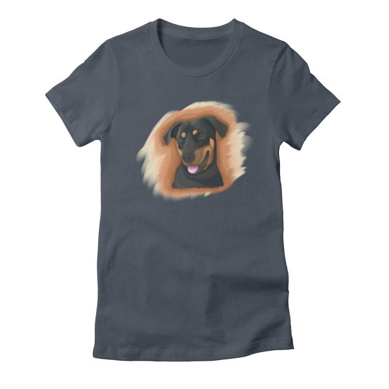 MILO Women's T-Shirt by Smart Boy Merch