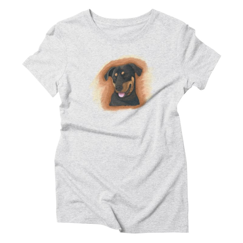 MILO Women's Triblend T-Shirt by Smart Boy Merch