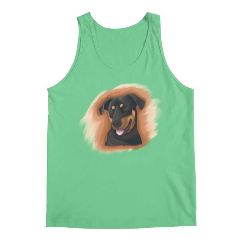 MILO Men's Regular Tank by Smart Boy Merch