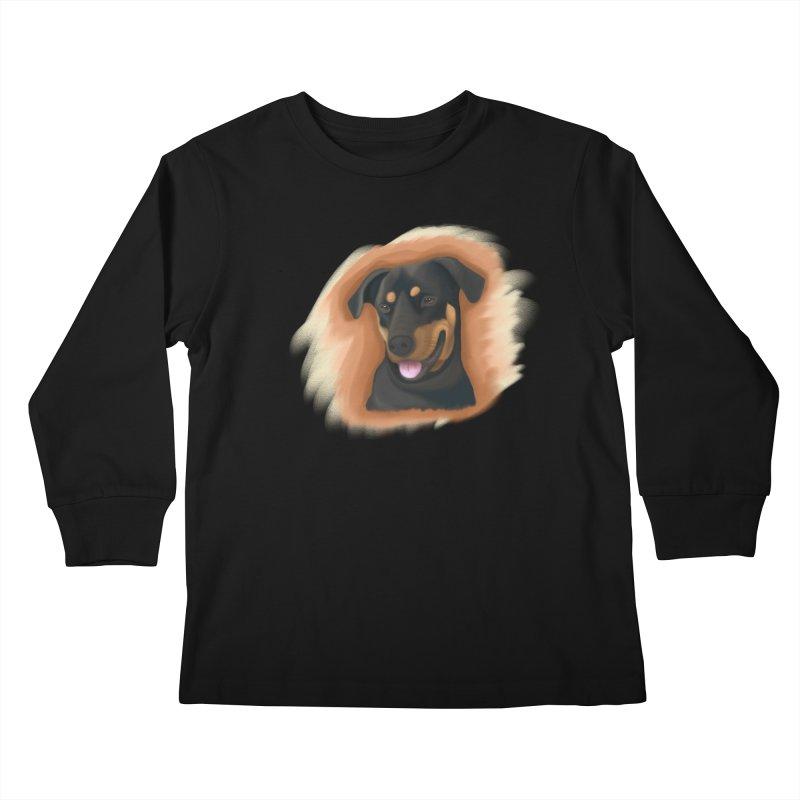 MILO Kids Longsleeve T-Shirt by Smart Boy Merch