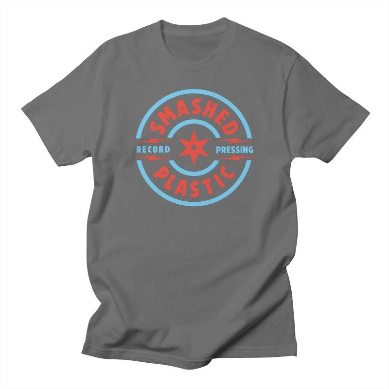 Classic SP Logo Men's T-Shirt by Smashed Plastic's Artist Shop