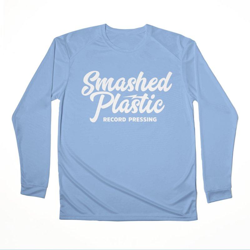 Alternate Logo Women's Longsleeve T-Shirt by Smashed Plastic's Artist Shop