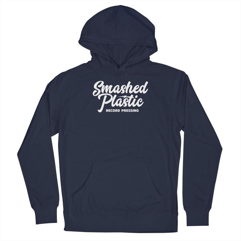 Alternate Logo Men's Pullover Hoody by Smashed Plastic's Artist Shop