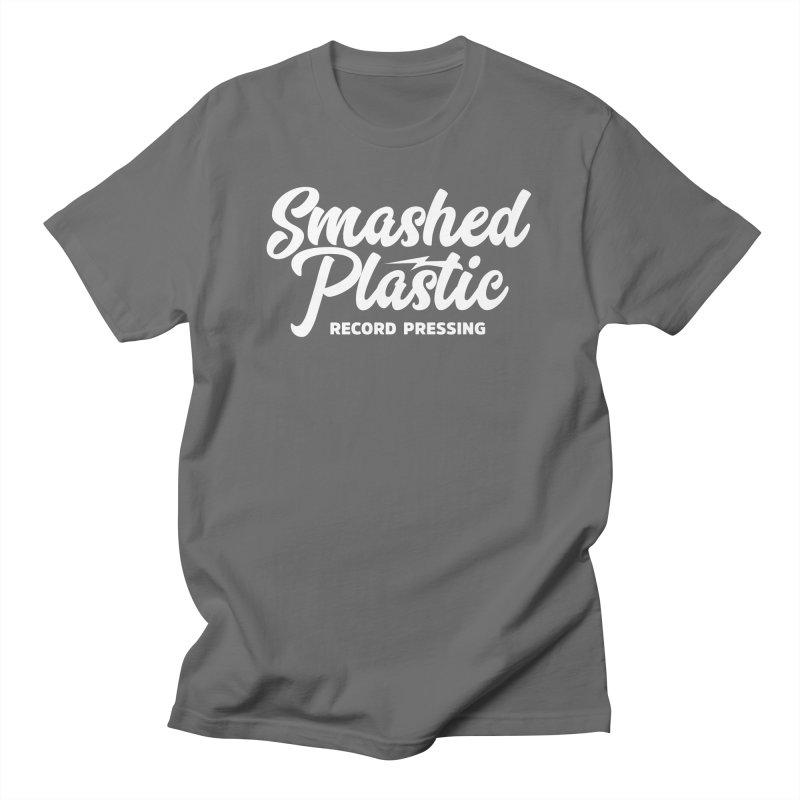 Alternate Logo Men's T-Shirt by Smashed Plastic's Artist Shop