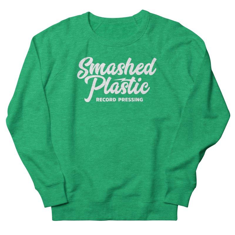 Alternate Logo Women's Sweatshirt by Smashed Plastic's Artist Shop