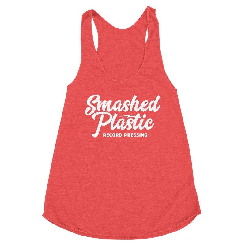Alternate Logo Women's Tank by Smashed Plastic's Artist Shop