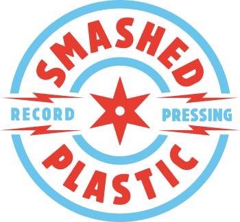 Smashed Plastic's Artist Shop Logo