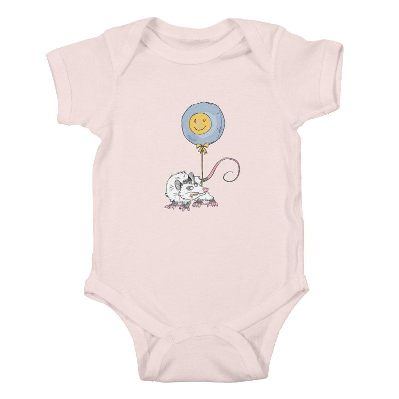 Buddy Kids Baby Bodysuit by Kyle Smeallie's Design Store
