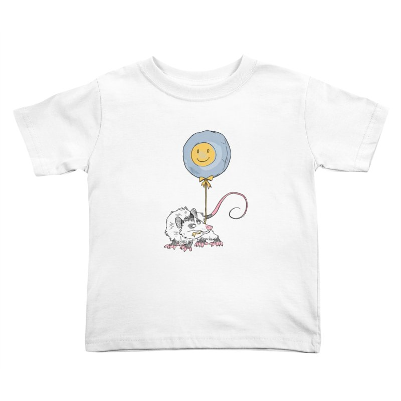 Buddy Kids Toddler T-Shirt by Kyle Smeallie's Design Store