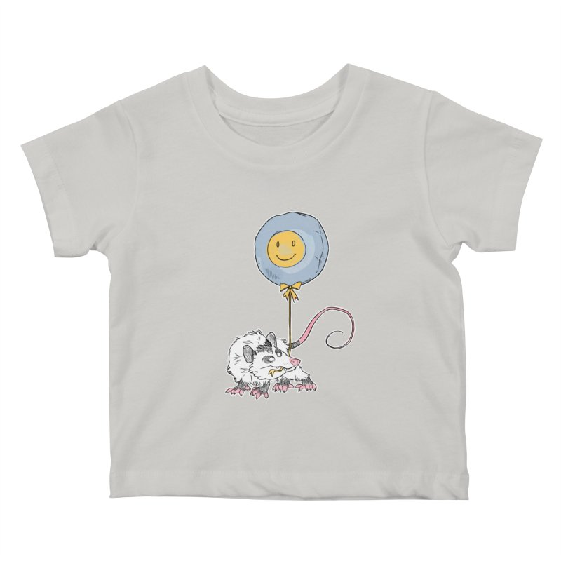 Buddy Kids Baby T-Shirt by Kyle Smeallie's Design Store