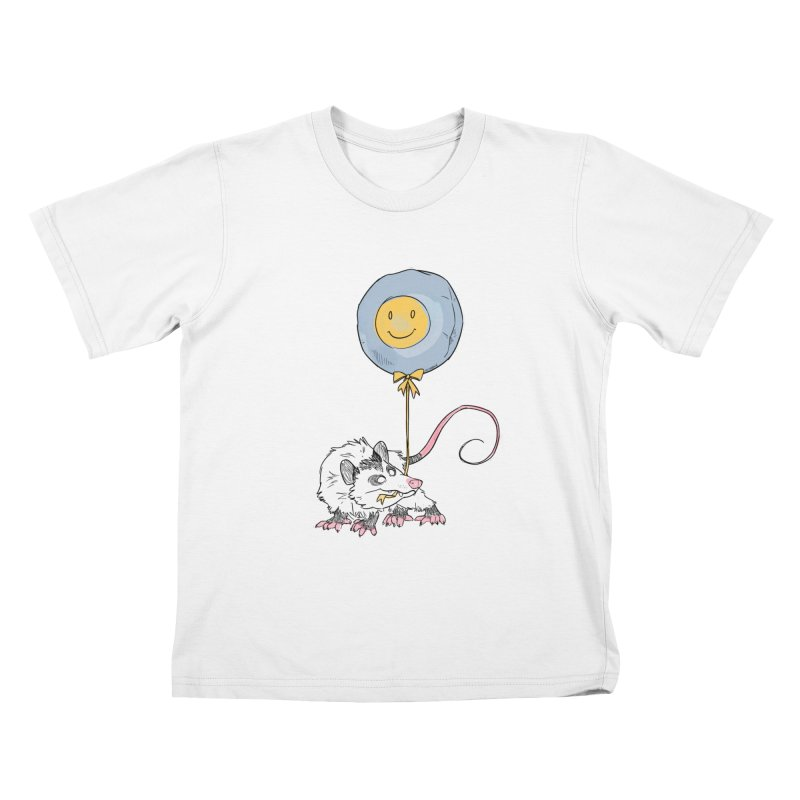 Buddy Kids T-Shirt by Kyle Smeallie's Design Store