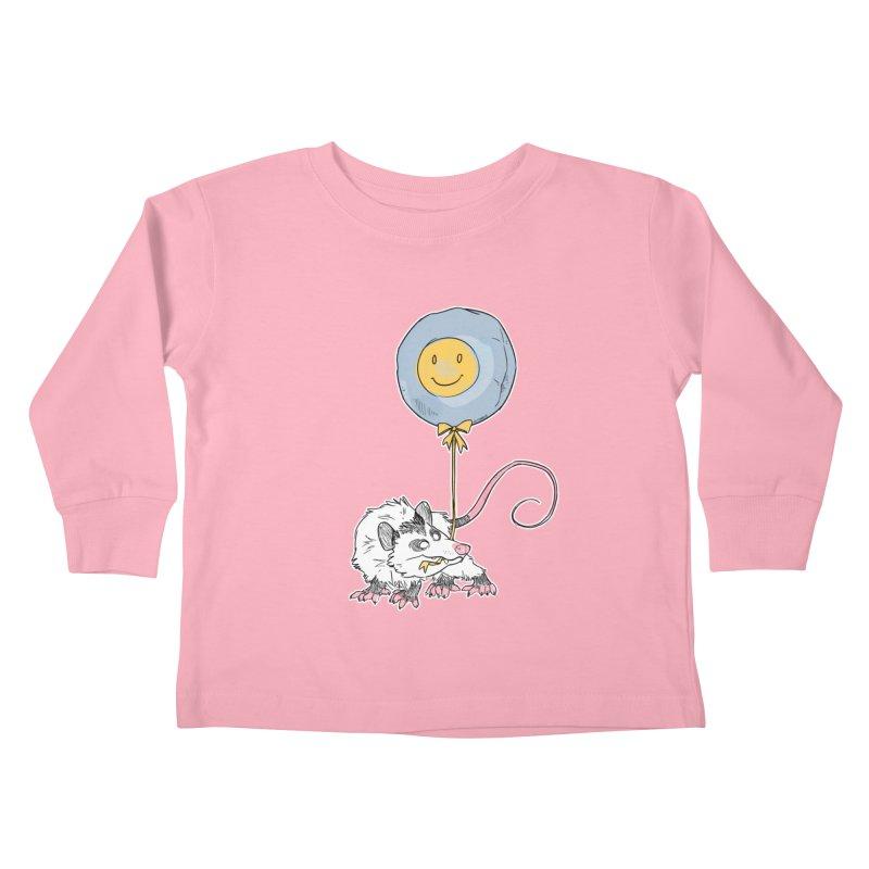 Buddy Kids Toddler Longsleeve T-Shirt by Kyle Smeallie's Design Store