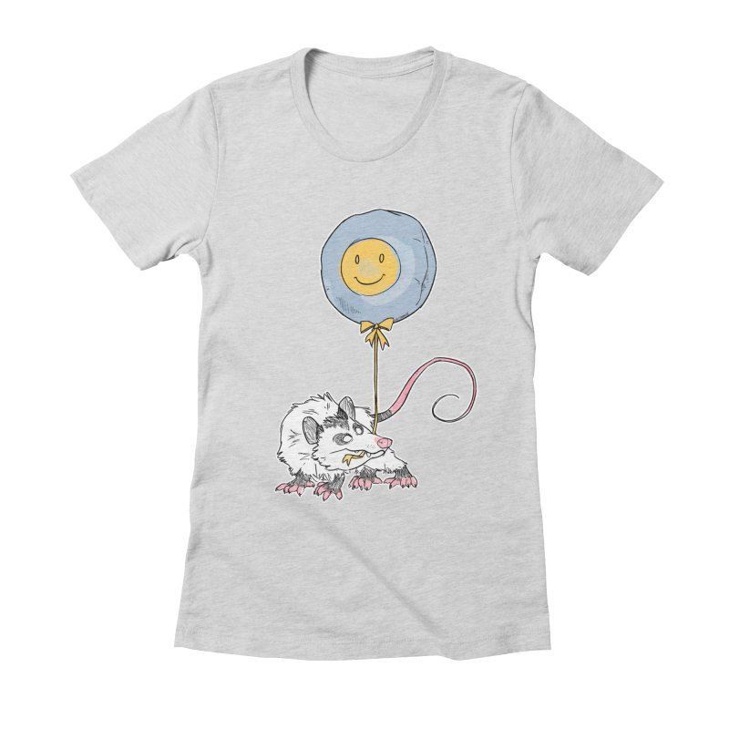 Buddy Women's Fitted T-Shirt by Kyle Smeallie's Design Store