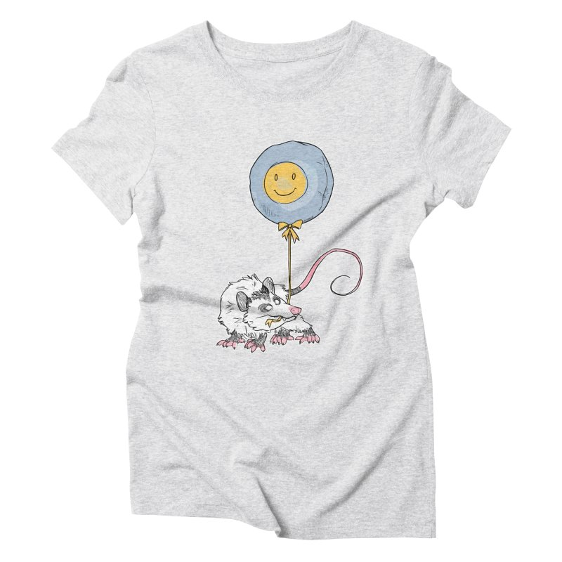 Buddy Women's Triblend T-Shirt by Kyle Smeallie's Design Store