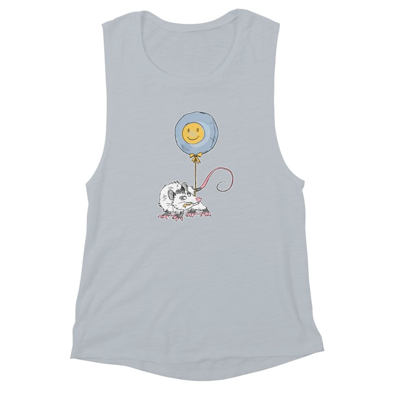 Buddy Women's Muscle Tank by Kyle Smeallie's Design Store