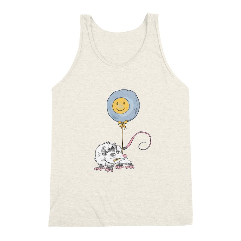 Buddy Men's Triblend Tank by Kyle Smeallie's Design Store