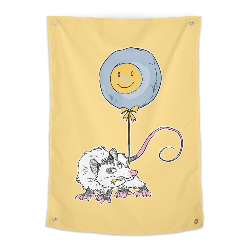 Buddy Home Tapestry by Kyle Smeallie's Design Store